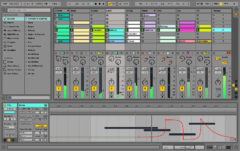 screenshot-ableton