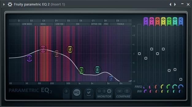 Eqaulizer FL Studio