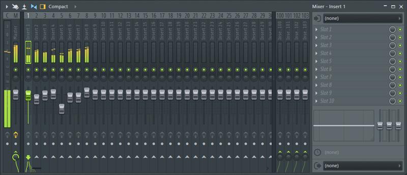 Mixer FL Studio