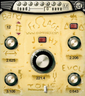 Ohm Force Frohmage Free Filter VST