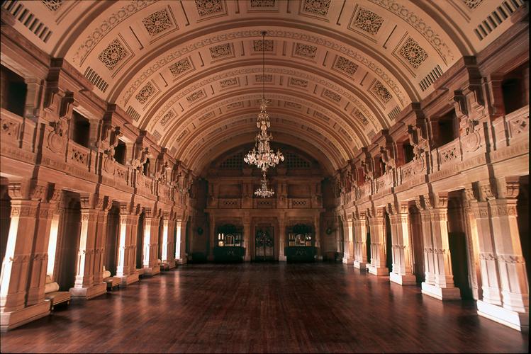 Reverb Hall