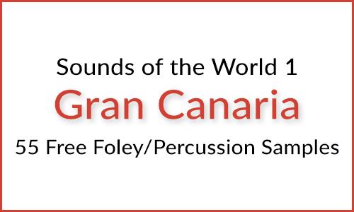 Sound of the World 1: Gran Canaria