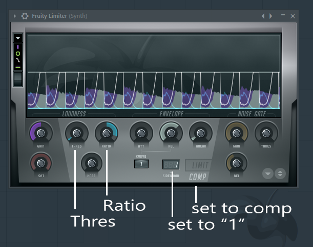 FL Studio 12 How to Sidechain Tracks