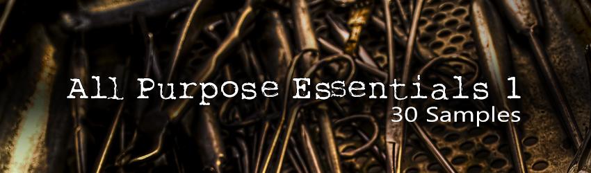 Banner Multi Purpose Essenstials 1 All Genre Samples Free Pack