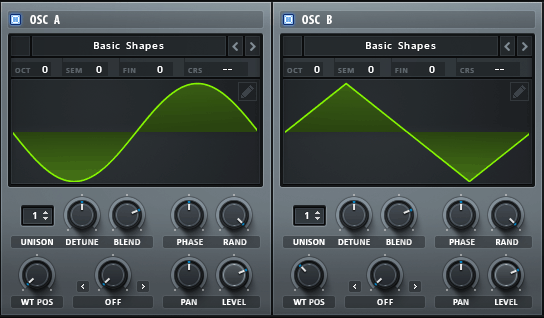 Serum Wavetable Oscillator Shapre Sinus Saw WAvetable Design Tutorial Blog