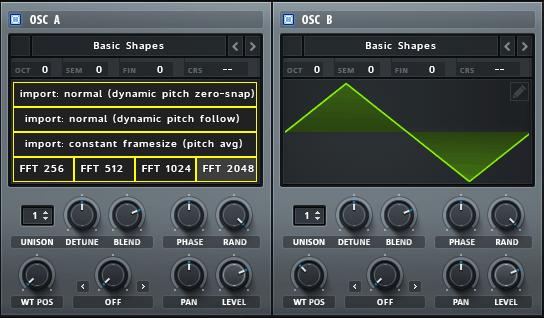 Serum Wavetable Design Drag Drop Audio Samples Tutorial