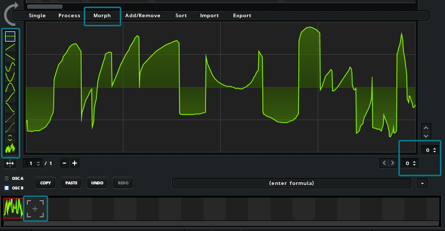 Serum Wavetable Design Draw Mode Grid Tools Morph Tutorial Blog