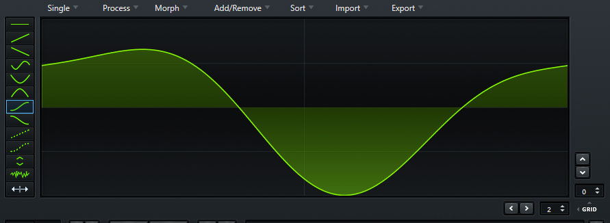 Sample Redux Serum Wavetable Editor