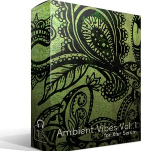 Ambient Vibes Vol. 1 Serum Presets Box