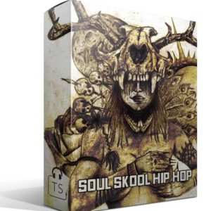 Soul Skool Hip Hop Box Typhonic Samples Pack Audio Sound Bank Old School