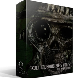 Box SCB2 Skull Crushing Bass Vol. 2 Xfer Serum Presets Typhonic Samples Sound Bank Pack Download
