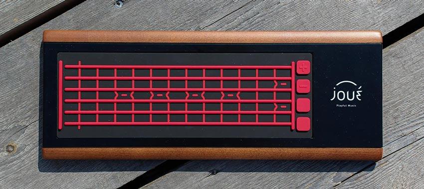 Joué Grand Fretboard Midi Controller