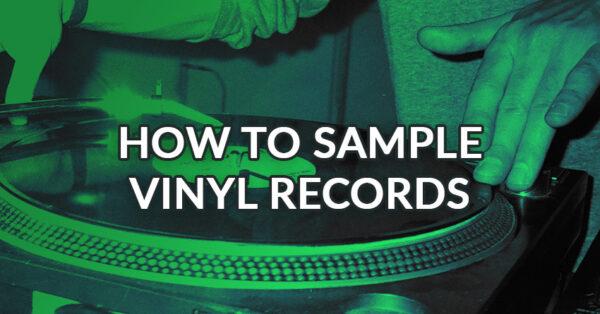 how to record vinyl into fl studio
