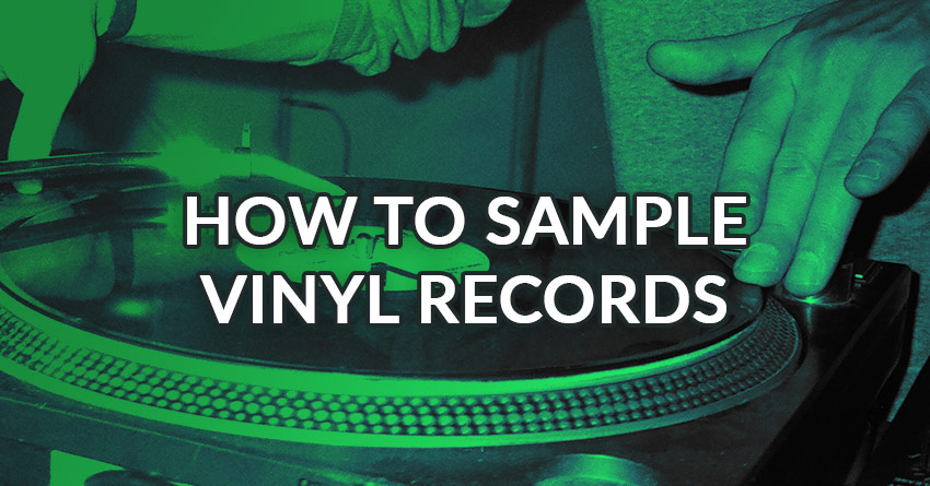 how to record vinyl into fl studio